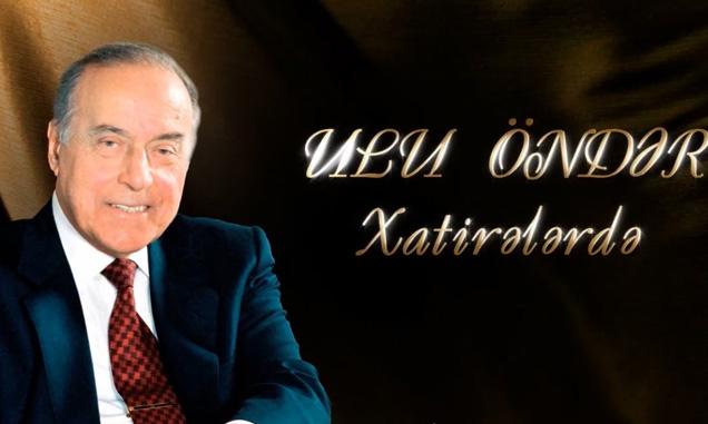 Əlihüseyn Mayılov: Ümummilli Lider Heydər Əliyevin anım günüdür